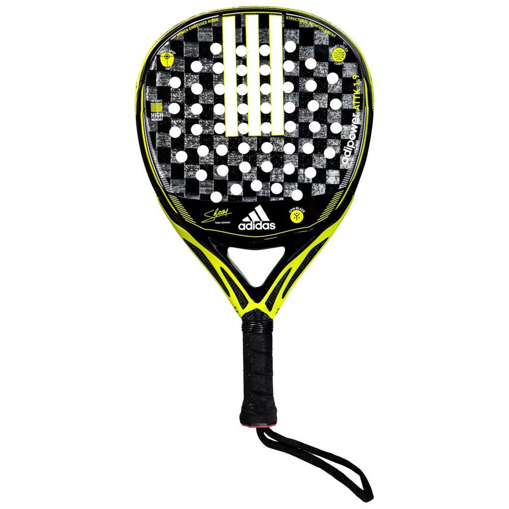 Padel Bat - Adipower Attk 1.9